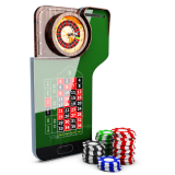 Игра в рулетку на телефоне