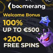 bonus boomerang casino