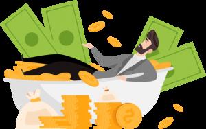 visoke isplate u kasinu